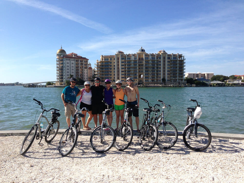 Sarasota bicycle tours