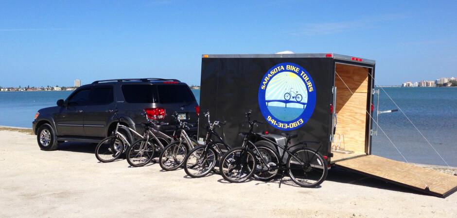 Sarasota local bike tours